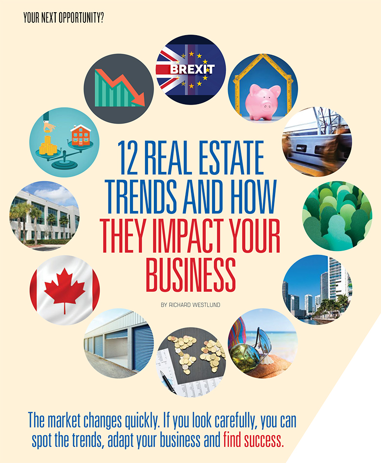 12 Real Estate Trends And How They Impact Your Business